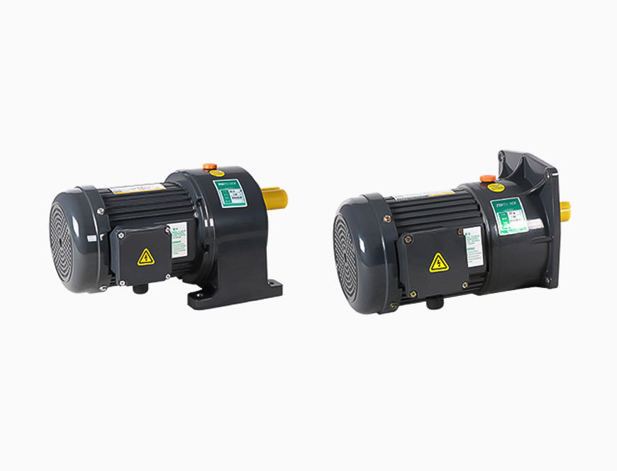 400W~3700W Gearbox With Shaft Dia ф40mm With 3-Phase Small AC Gear Motor